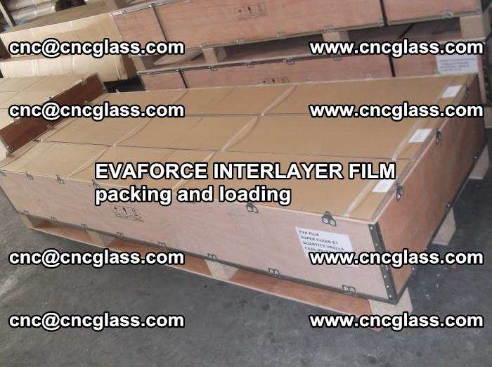 EVAFORCE INTERLAYER FILM for laminated glass safety glazing (21)