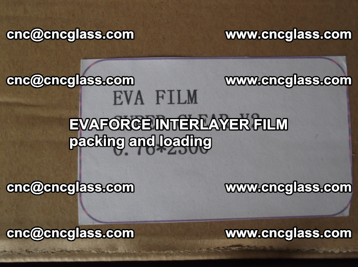 EVAFORCE INTERLAYER FILM for laminated glass safety glazing (22)
