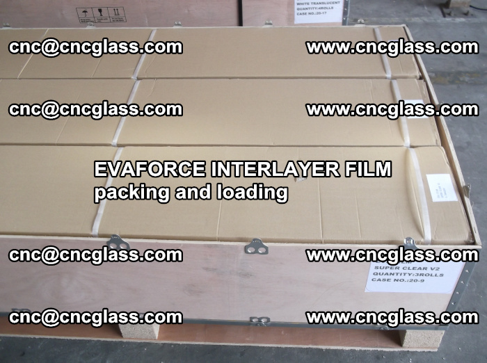 EVAFORCE INTERLAYER FILM for laminated glass safety glazing (24)