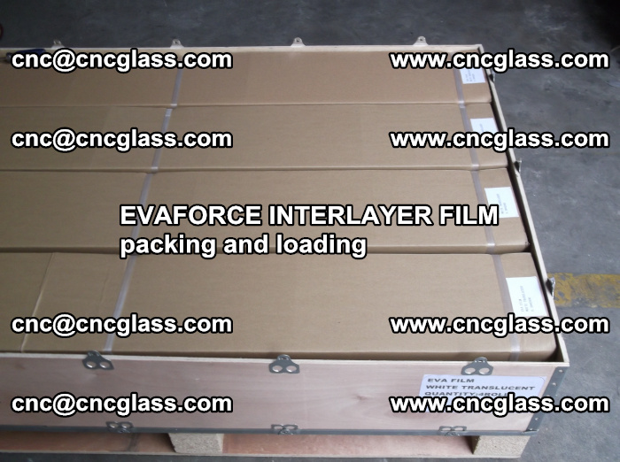 EVAFORCE INTERLAYER FILM for laminated glass safety glazing (3)