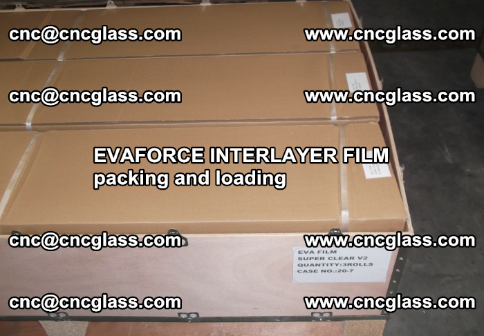 EVAFORCE INTERLAYER FILM for laminated glass safety glazing (33)