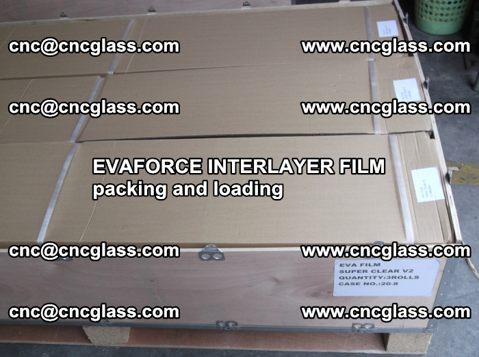 EVAFORCE INTERLAYER FILM for laminated glass safety glazing (34)