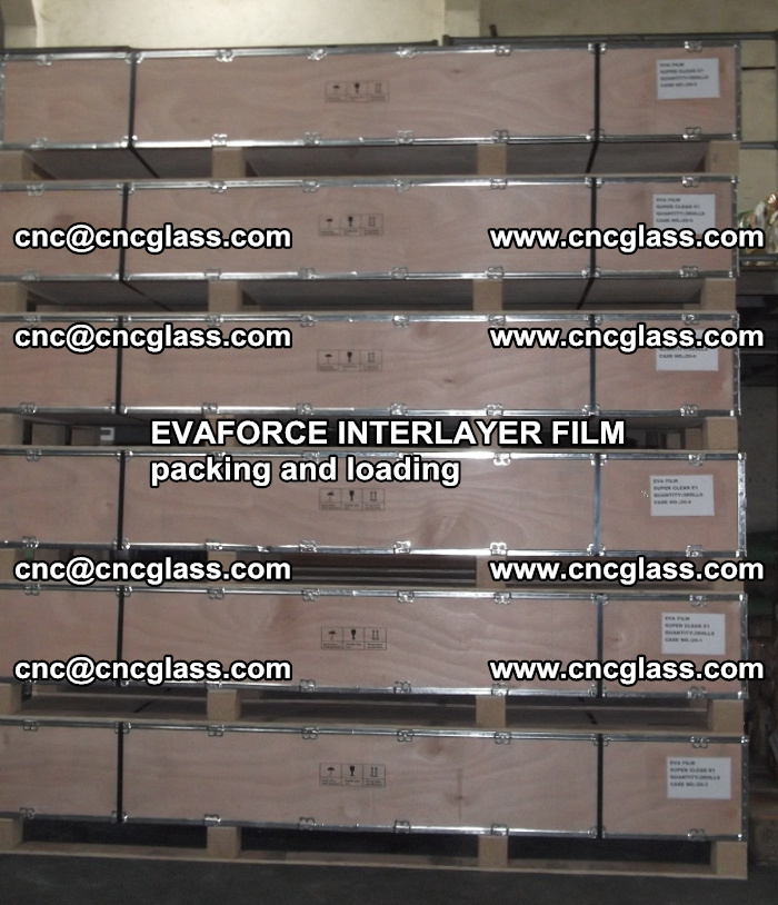 EVAFORCE INTERLAYER FILM for laminated glass safety glazing (39)