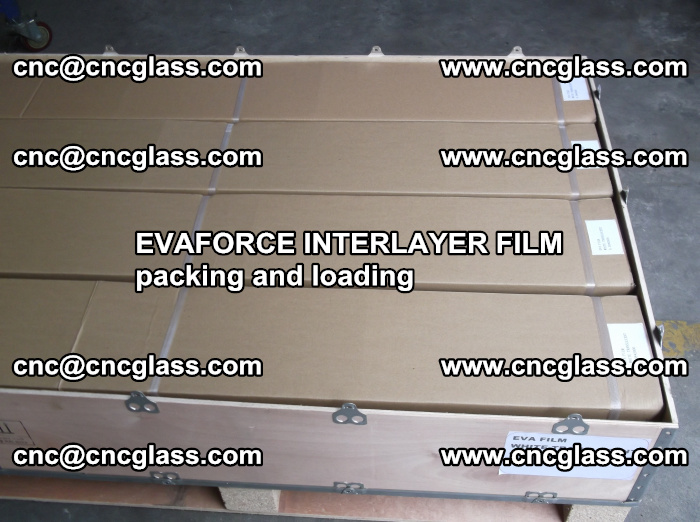 EVAFORCE INTERLAYER FILM for laminated glass safety glazing (4)
