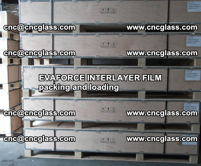 EVAFORCE INTERLAYER FILM for laminated glass safety glazing (41)