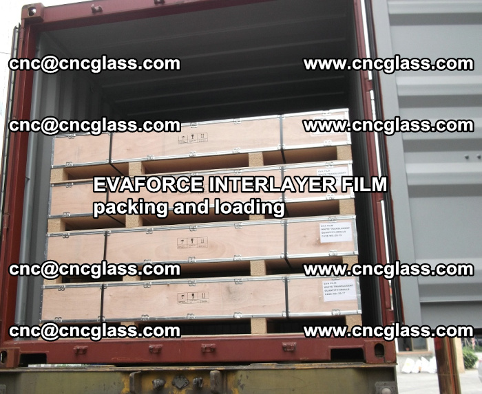 EVAFORCE INTERLAYER FILM for laminated glass safety glazing (42)