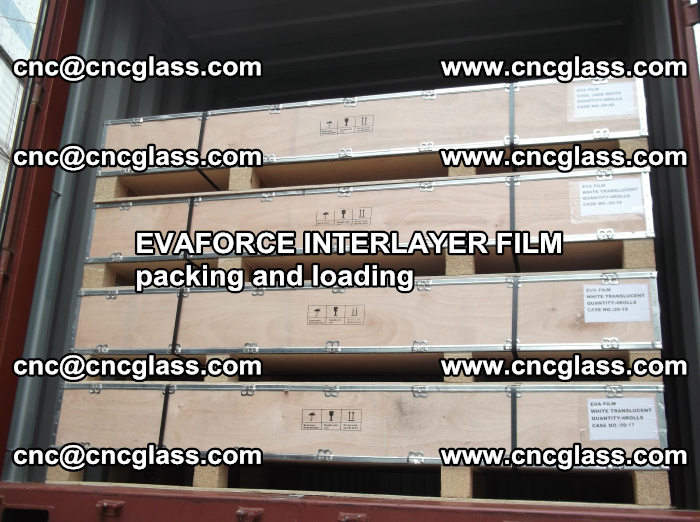 EVAFORCE INTERLAYER FILM for laminated glass safety glazing (43)