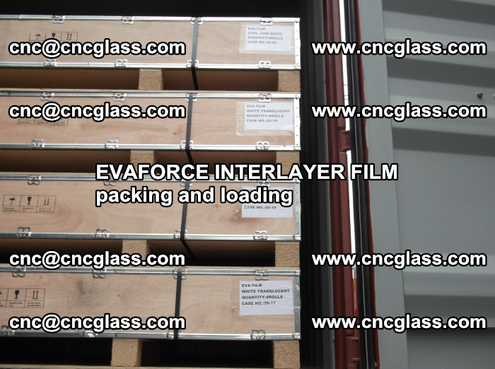 EVAFORCE INTERLAYER FILM for laminated glass safety glazing (44)