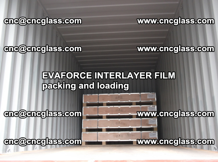 EVAFORCE INTERLAYER FILM for laminated glass safety glazing (45)