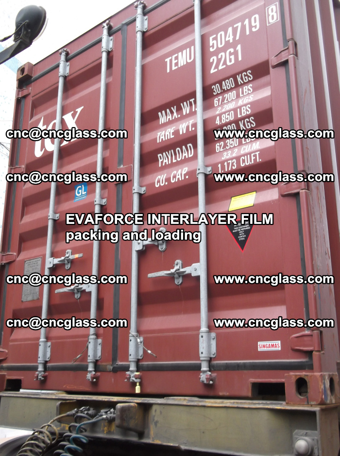 EVAFORCE INTERLAYER FILM for laminated glass safety glazing (64)