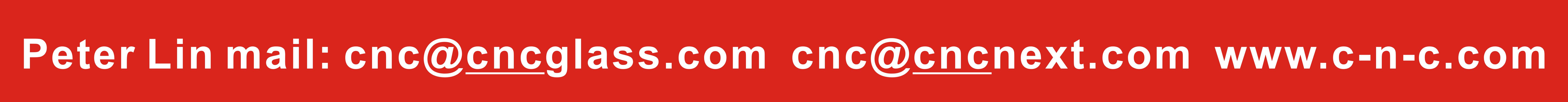 PeterLin-CNC Glass Interlayer