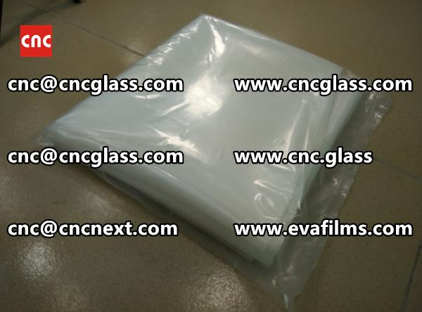 EVA (ethylene vinyl acetate copolymer) interlayer film for decorative laminated glass  (10)