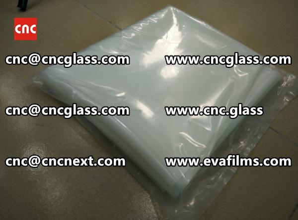 EVA (ethylene vinyl acetate copolymer) interlayer film for decorative laminated glass  (11)