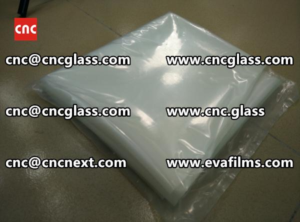 EVA (ethylene vinyl acetate copolymer) interlayer film for decorative laminated glass  (12)