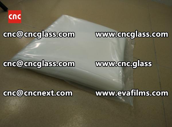 EVA (ethylene vinyl acetate copolymer) interlayer film for decorative laminated glass  (6)