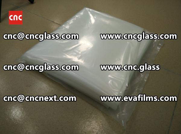 EVA (ethylene vinyl acetate copolymer) interlayer film for decorative laminated glass  (9)