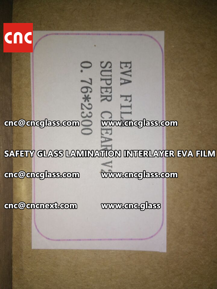 SAFETY GLASS LAMINATION INTERLAYER EVA FILM PACKING LOADING (27)