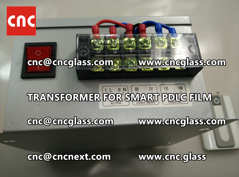 SMART GLASS FILM transformer power supply (2)