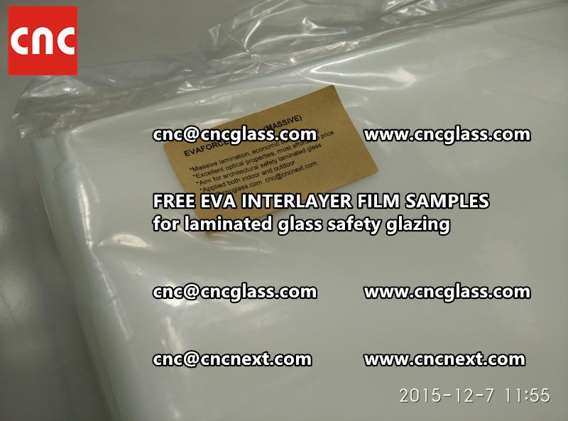 FREE EVA GLASS INTERLAYER samples for laminated glass (17)
