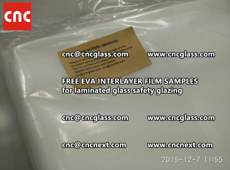 FREE EVA GLASS INTERLAYER samples for laminated glass (19)