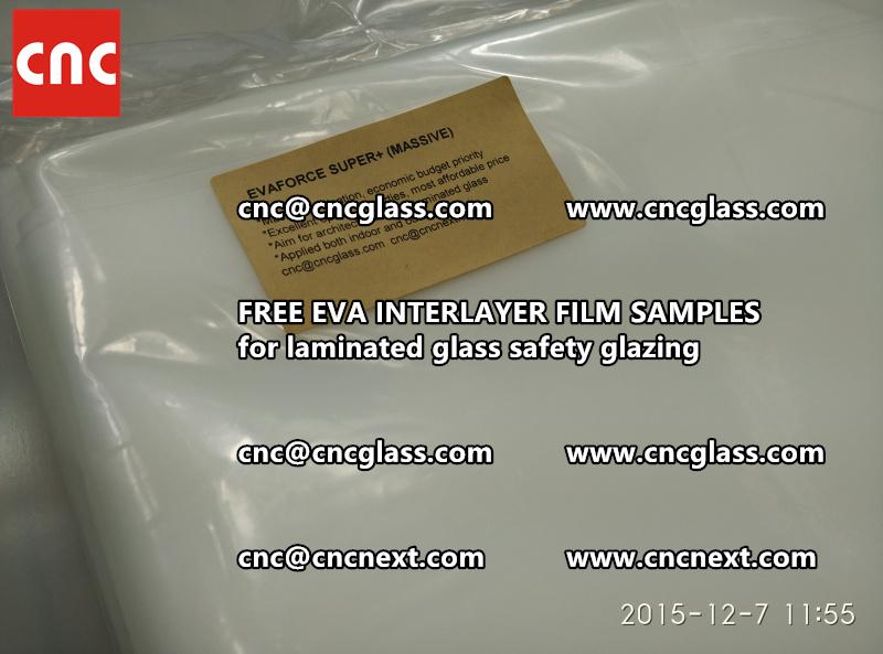 FREE EVA GLASS INTERLAYER samples for laminated glass (21)