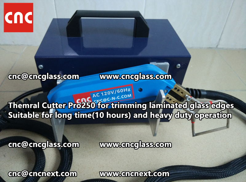 HEATING KNIFE HOT KNIFE THERMAL CUTTER for cleaning laminated glass edges (15)