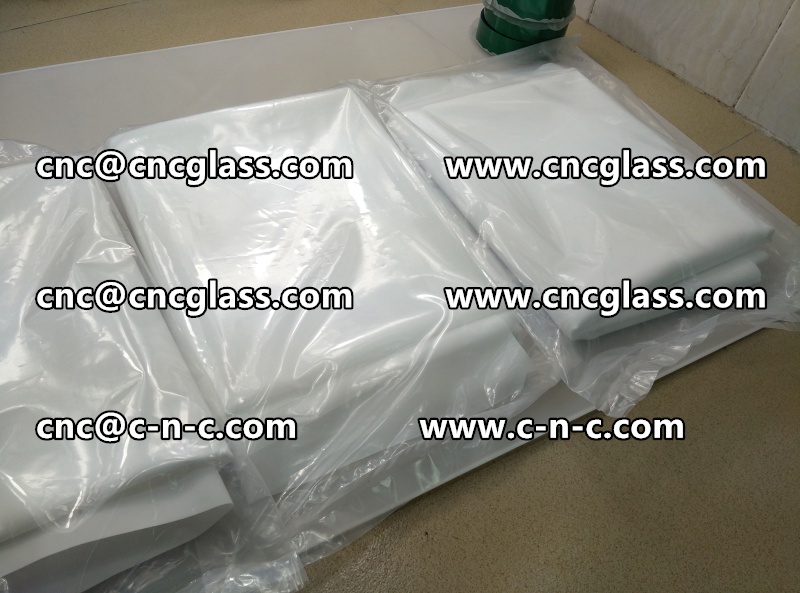 FREE eva glass interlayer lamination film samples (10)
