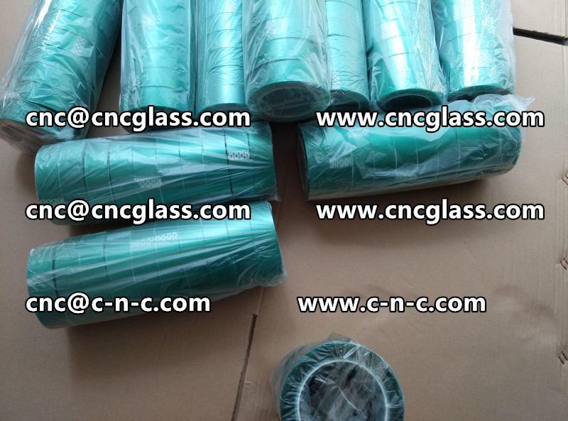 PET TAPE for eva film glass lamination (1)