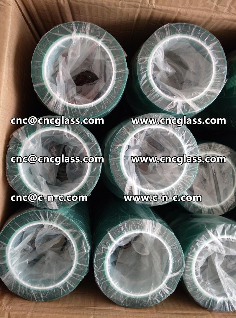 PET TAPE for eva film glass lamination (2)