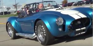 Cobra Test Drive