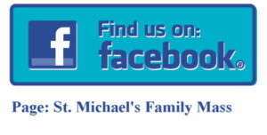 St. Michael and All Angels Family Mass on Facebook