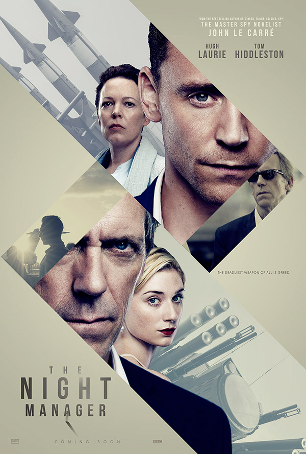 The NIght Manager cover 2