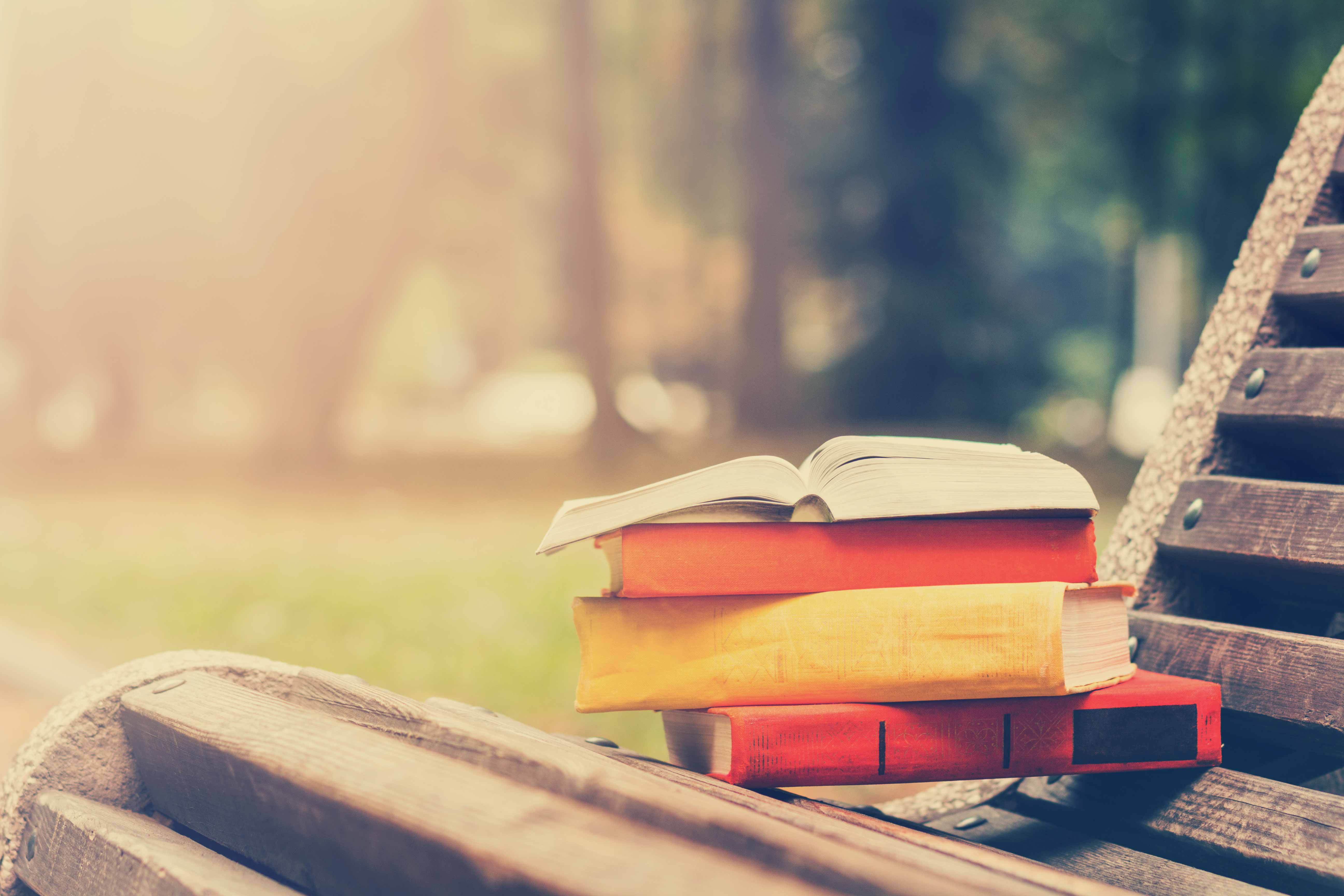 Escape in your Backyard: 7 Books You'll Actually Enjoy for Summer Reading