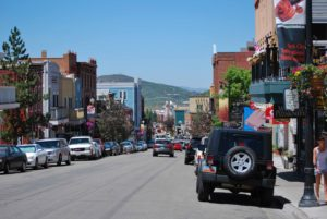 Downtown Park City Utah