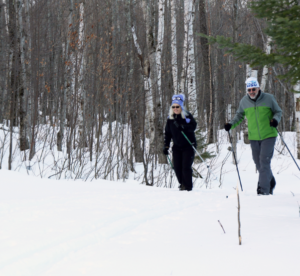 Cross Country Ski Porcupine Mountains