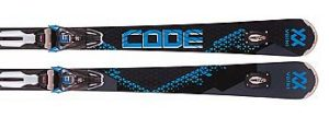 Volkl Code S Carving Skis
