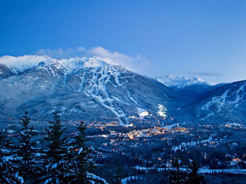 Spring Skiing Whistler/Blackcomb