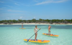 paddle board key west