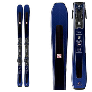 Salomon Aria 80 Ti Women's Skis 2020