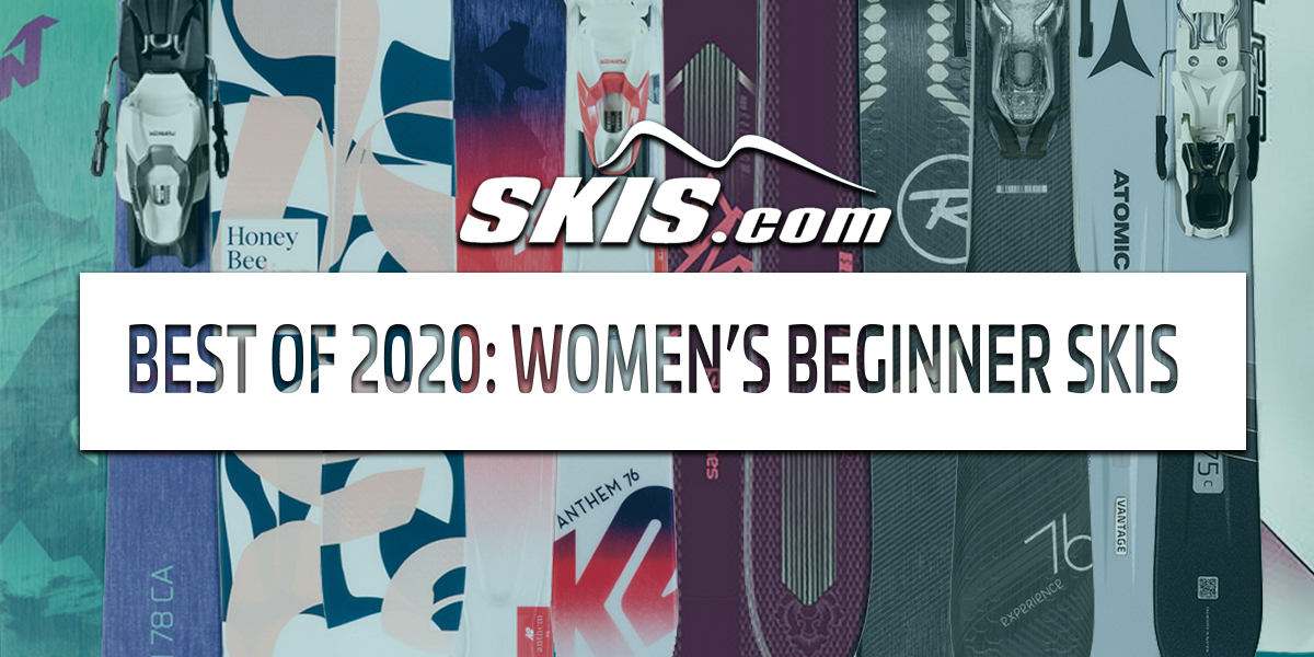 Top 7 Women's Beginner Skis 2019-2020