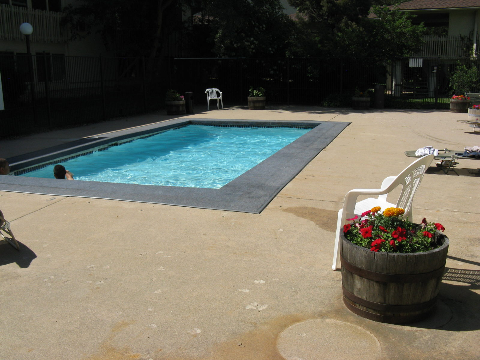Two Mile Pool