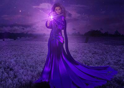 Amethist Enchantress low