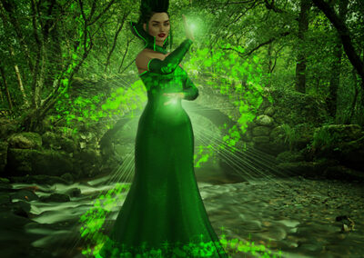 Emerald Enchantress Low