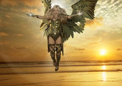 Gold Enchantress