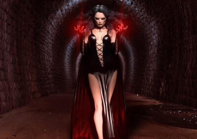 Onyx Encantress