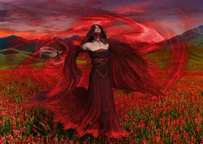 Ruby Enchantress low