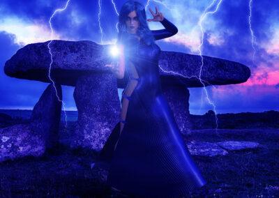 Sapphire Enchantress low
