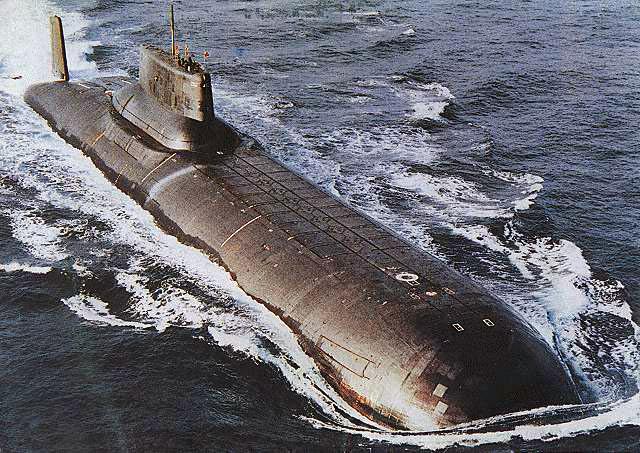 Submarine - 10-7-14