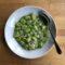 PASTA SPECIAL: Gnocchi w/ Creamy Basil Pesto