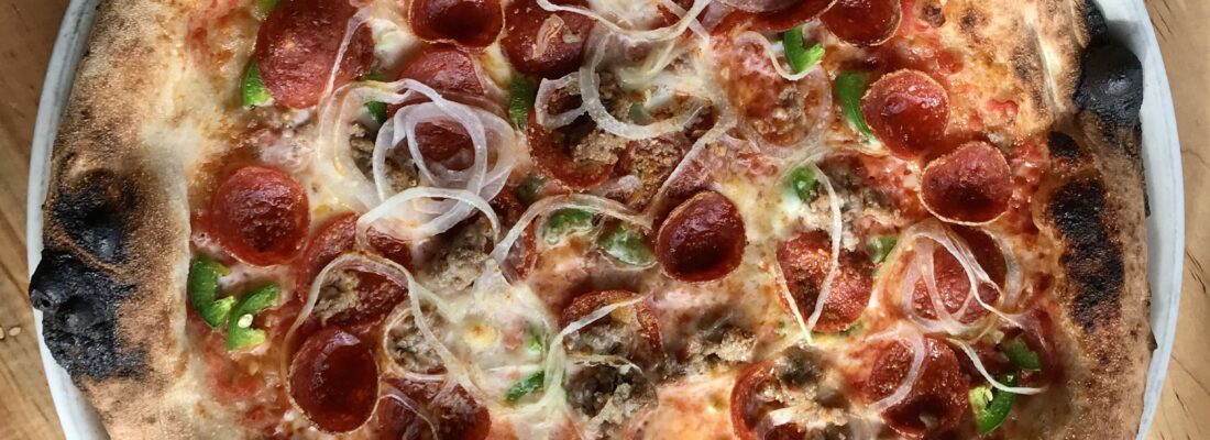 PIZZA SPECIAL: Pepperoni w/ Onion